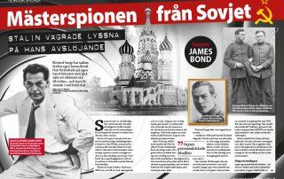 Mästerspionen från Sovjet